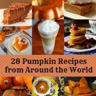 Pumpkin Recipes from Around the World