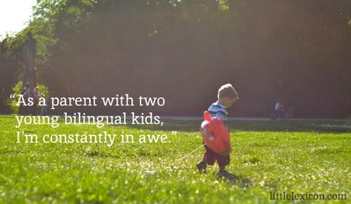 Bilingual Children- Kid World Citizen