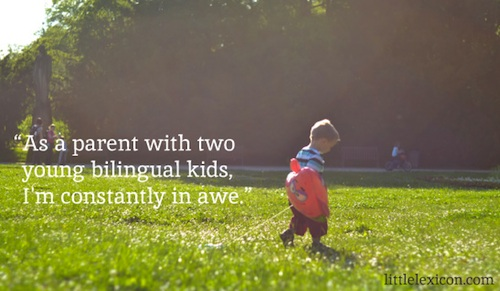 Bilingual Children- Kid World Citizen