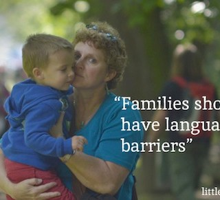 Little Lexicon: Helping Families Understand Bilingual Toddlers
