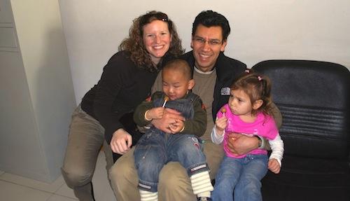 China Adoption- Kid World Citizen