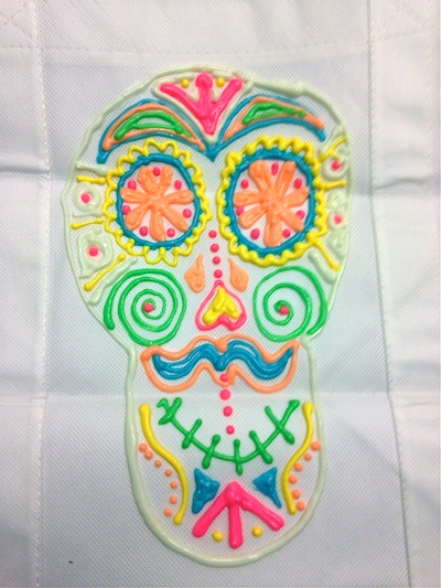 Day of the Dead Treat Bag- Kid World CItizen