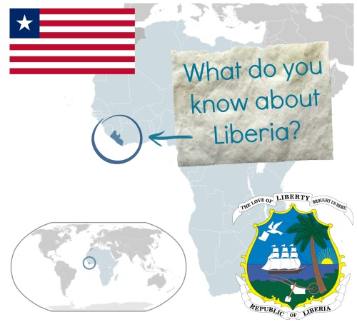 Liberia Facts- Kid World Citizen
