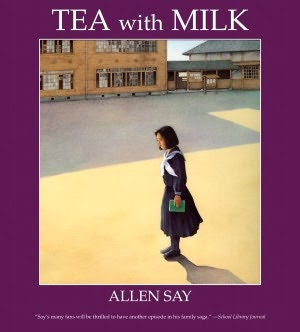 Tea with Milk- Kid World Citizen
