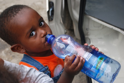 Drink Water Stay Healthy Travel with Kids- Kid World CItizen