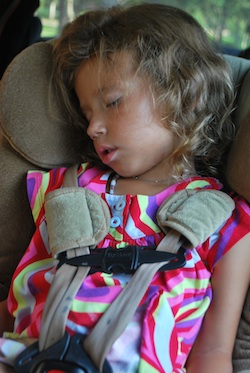 Staying Healthy while Traveling Sleep- Kid World Citizen