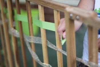 Weaving Projects Kids Baby Gate- Kid World Citizen