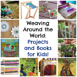 Weaving Projects for Kids: Books and Crafts