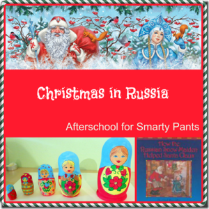 Christmas in Russia- Kid World Citizen
