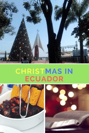 Christmas in Ecuador- Kid World Citizen
