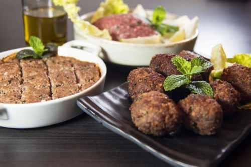 Kibbeh Lebanese- Kid World Citizen