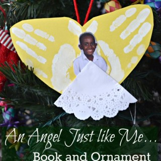 """An Angel Like Me"" Book & Craft"