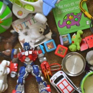 Too Many Toys- Kid World Citizen