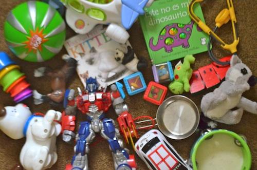 Too Many Toys- Kid World Citizen