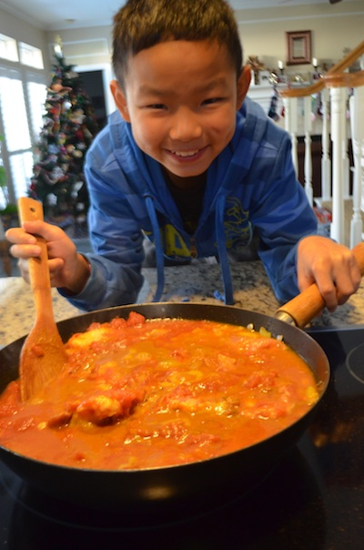 Curry Cashew Chicken Recipe for Kids- Kid World Citizen