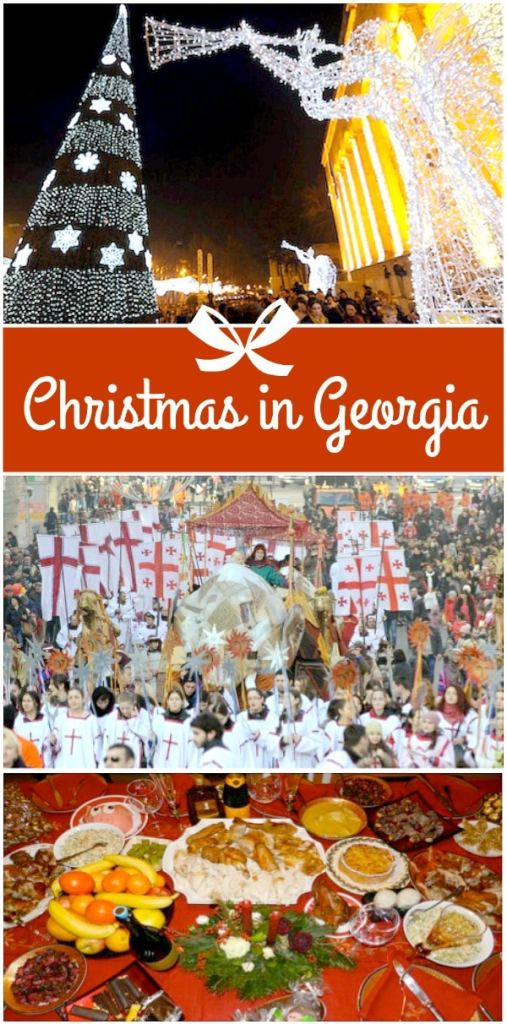 Christmas in Georgia Traditions- Kid World Citizen