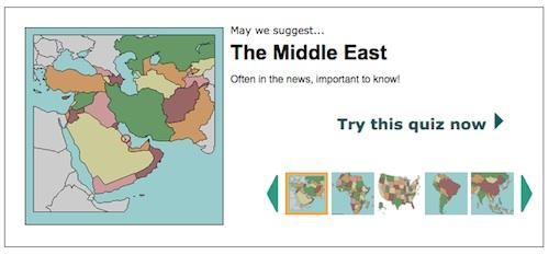 Geography Online Game Free- Kid World Citizen
