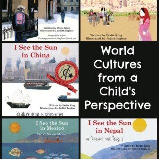 World Cultures Books- Kid World Citizen