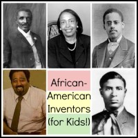 6 African-American Inventors for Kids