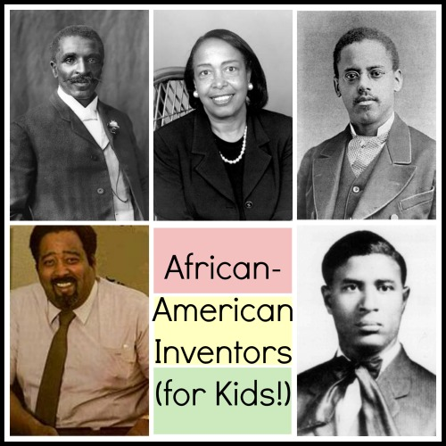 African American Inventors for Kids- Kid World Citizen