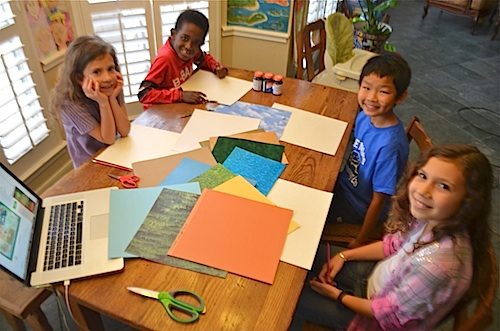 Supplies for Landforms for Kids- Kid World Citizen