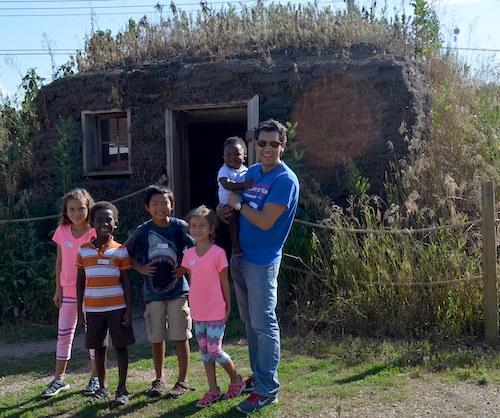 Laura Ingalls Wilder Museum Sod House- Kid World Citizen