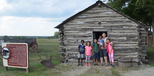 Little House on the Prairie Laura Ingalls Wilder Museum- Kid World Citizen