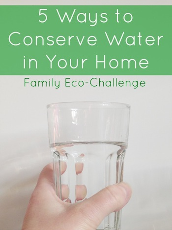 5 ways to conserve water at home with kids- Kid World Citizen