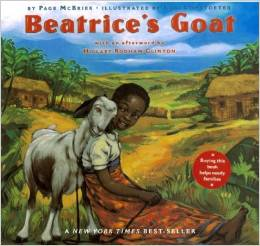 Girls in School Beatrice's Goat- Kid World Citizen