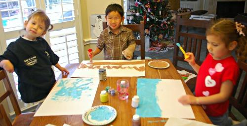 Desert Art Project for Kids Pat Mora- Kid World Citizen