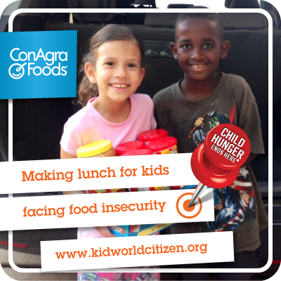 Food Insecurity Lessons- Childhood Hunger- Kid World Citizen
