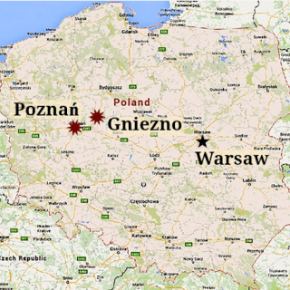Poland for Kids Series: Poznan & Gniezno