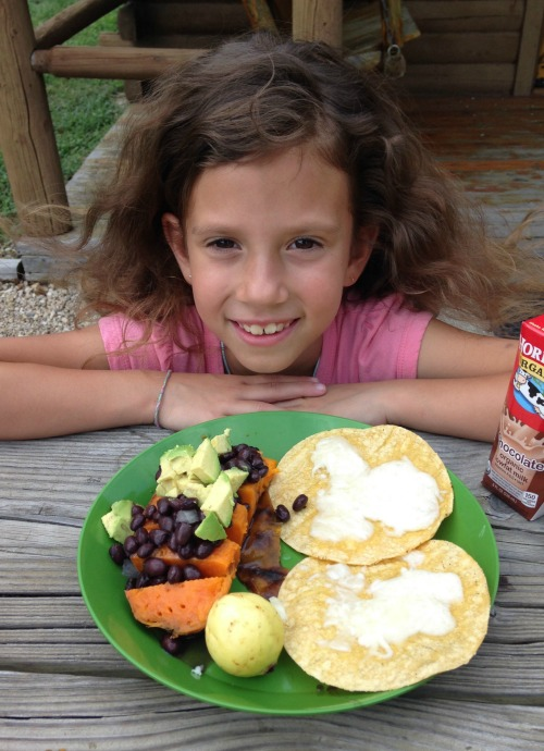 Healthy Cooking Camping Kids- Kid World Citizen
