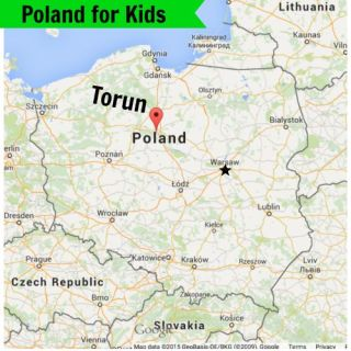 Poland for Kids Series: Torun
