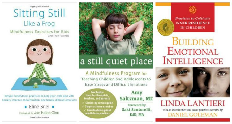 What is Mindfulness Books CDs- Kid World Citizen