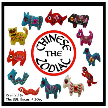 Chinese Zodiac Giveaway- Kid World Citizen