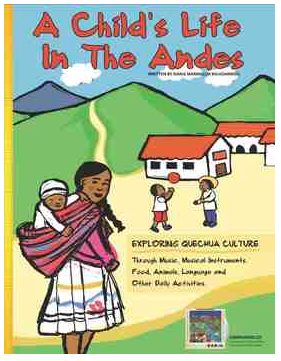 Life in the Andes Giveaway- Kid World Citizen