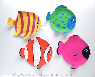 Coral Reef Crafts Kids- Kid World Citizen