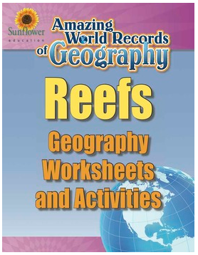 Geography Coral Reefs for Kids- Kid World Citizen