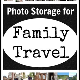 Photo Storage for Family Travel- Kid World Citizen
