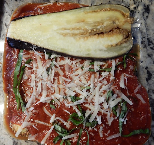 Easy Eggplant Parmesan- Kid World Citizen