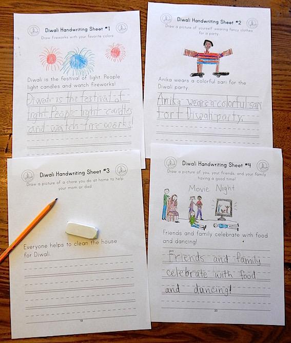 Story of Diwali Kids Lessons- Kid World Citizen