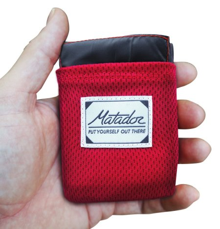 Matador Pocket Blanket Travel Stocking Stuffers- Kid World Citizen