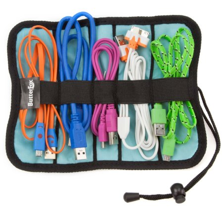 Universal Cable Organizer Stocking Stuffers- Kid World Citizen