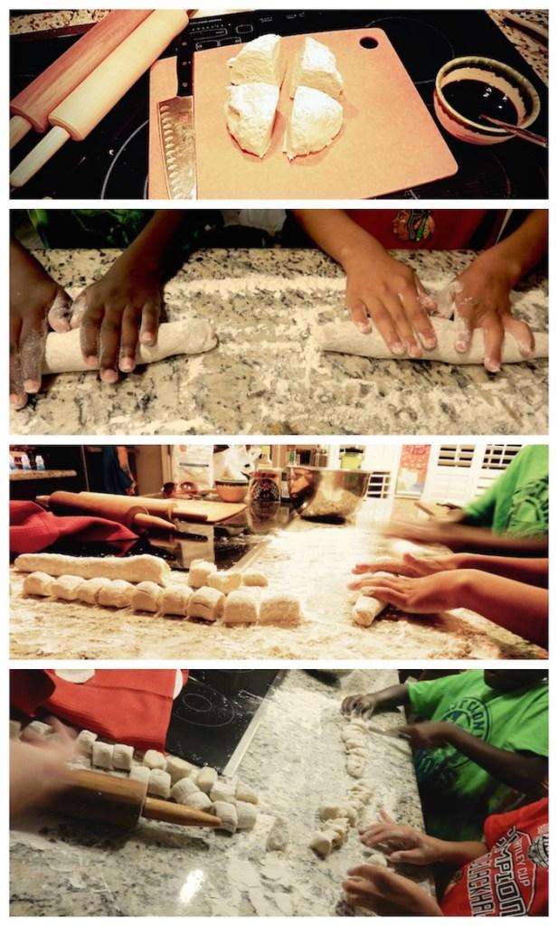 Making Chinese Dumplings- Kid World Citizen