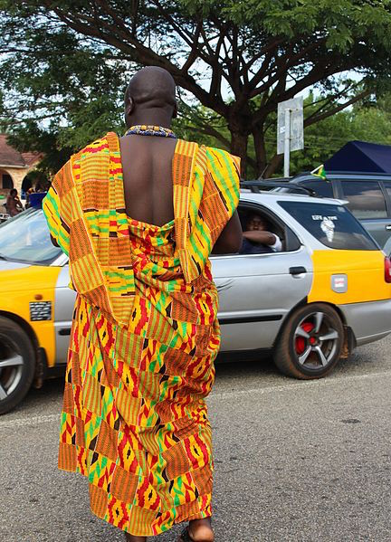 Ghana Kente Global Textiles for Kids- Kid World Citizen