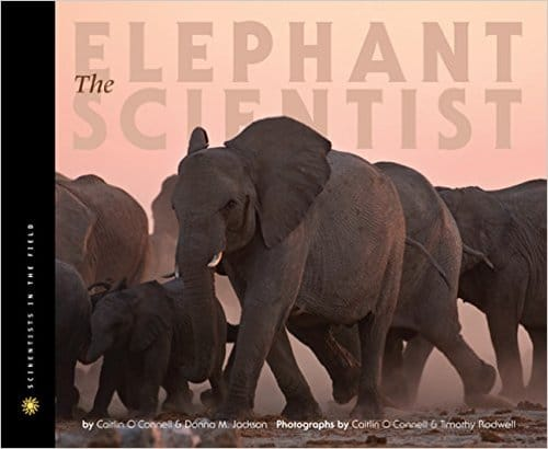 Elephant Scientist Women Scientists- Kid World Citizen