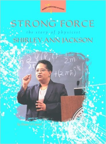 Shriley Jackson Women Scientists- Kid World Citizen
