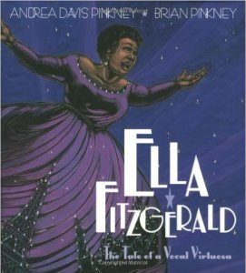 Ella Fitzgerald Black History Biographies for Kids- Kid World Citizen