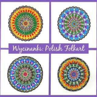 Wycinanki Polish Folkart Examples- Kid World Citizen